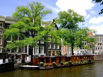 zomer in Nederland